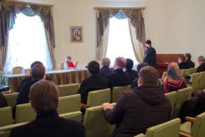 В Витебске прошли XVI Сретенские образовательные чтения