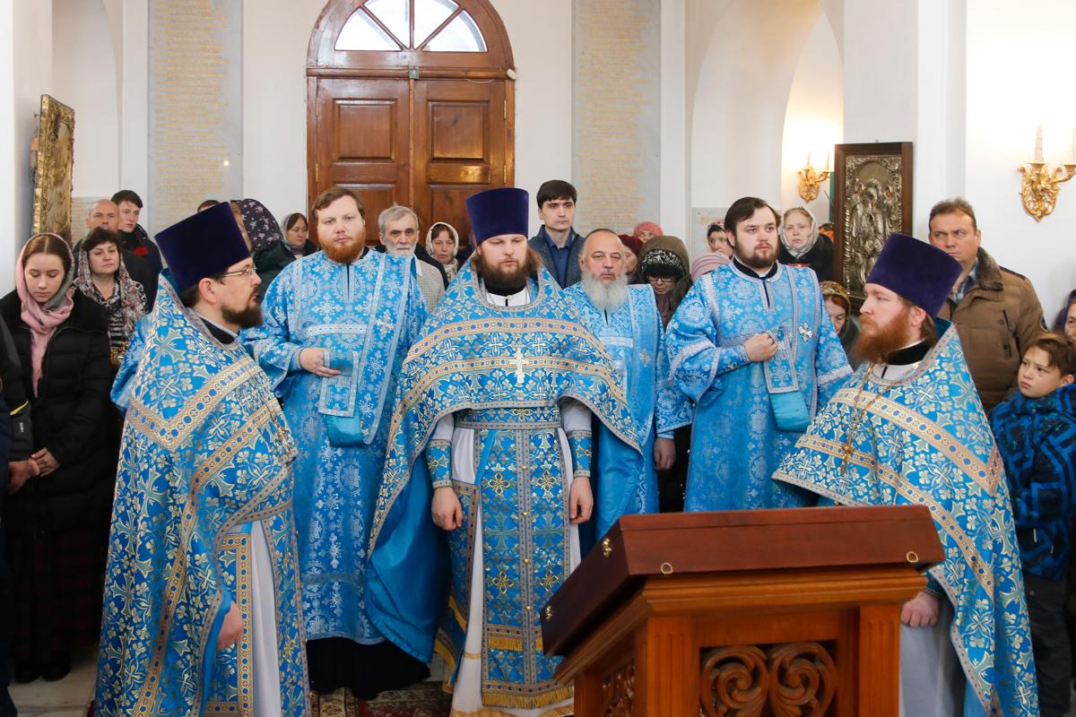 Духовенство храма посетило Николо-Угрешский мужской ставропигиальный монастырь